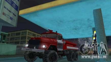 ZIL 131 AC-20 pour GTA San Andreas