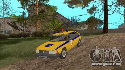 2141 AZLK GAI pour GTA San Andreas