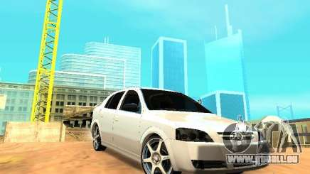 Chevrolet Astra Hatch 2010 pour GTA San Andreas