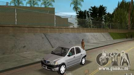 Dacia Logan 1.6 MPI pour GTA Vice City