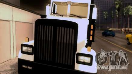 Western Star 4900EX skin 1 pour GTA San Andreas