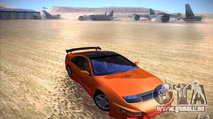 Nissan 300ZX Twin Turbo für GTA San Andreas
