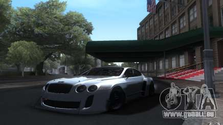 Bentley Continental Super Sport Tuning pour GTA San Andreas
