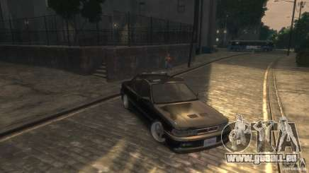 Mitsubishi Galant Stance für GTA 4