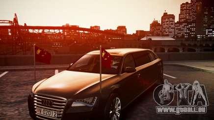 Audi A8 Limo pour GTA 4