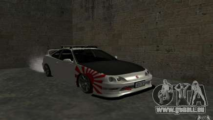 Acura Integra Type-R für GTA San Andreas