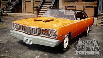 Dodge Dart GT 1975 [Final] pour GTA 4