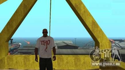 T-shirt WWE RKO pour GTA San Andreas