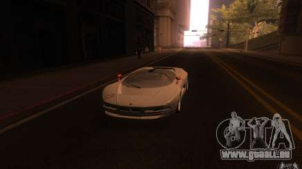 BMW Italdesign Nazca C2 1993 pour GTA San Andreas