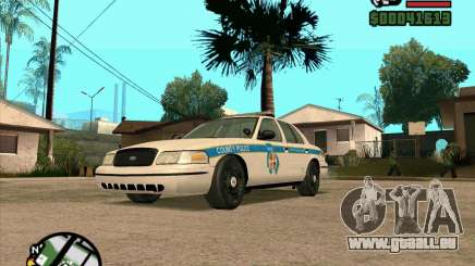 Ford Crown Victoria Baltmore County Police pour GTA San Andreas