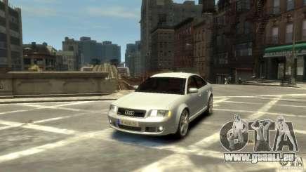 Audi RS6 2003 pour GTA 4