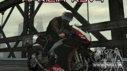 Aprilia RSV4 SBK für GTA 4