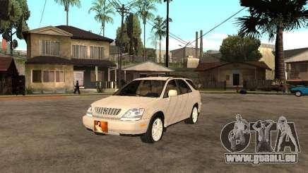 Lexus RX 300 für GTA San Andreas