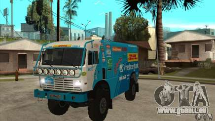 KAMAZ 4911 Rally MASTER pour GTA San Andreas