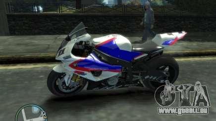 BMW S1000RR pour GTA 4