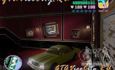 Chrysler Lee Baron für GTA Vice City