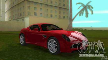 Alfa Romeo 8C für GTA Vice City