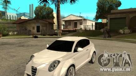 Alfa Romeo Mito pour GTA San Andreas
