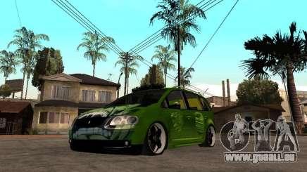 Volkswagen Touran The Hulk für GTA San Andreas