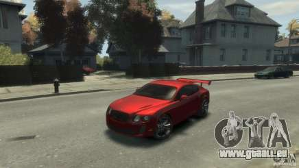 Bentley Continental SS pour GTA 4