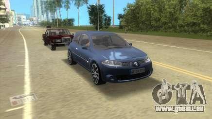 Renault Megane Sport pour GTA Vice City