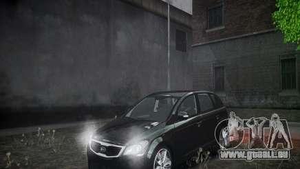 Kia Ceed pour GTA 4