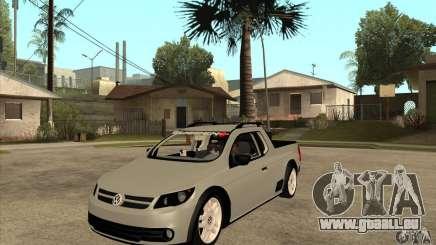 Volkswagen Saveiro G5 pour GTA San Andreas