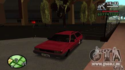Volkswagen Parati GL 1995 pour GTA San Andreas