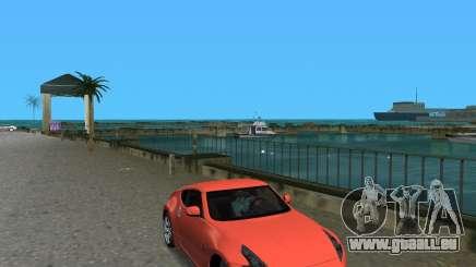 Nissan 370Z für GTA Vice City