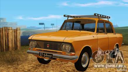 Moskvitch 412 v2.0 pour GTA San Andreas
