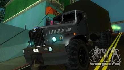 KrAZ-254 pour GTA San Andreas