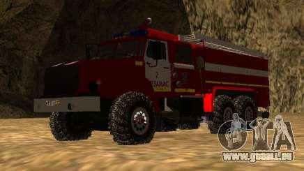 Ural 43206 AC 3.0-40 (6 x 6) für GTA San Andreas
