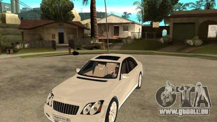 Maybach 57 S für GTA San Andreas
