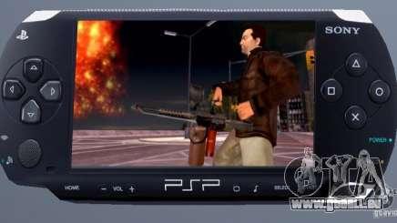PSP Remote Explosive Pack für GTA San Andreas