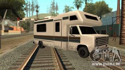 Haus auf Rädern für GTA San Andreas
