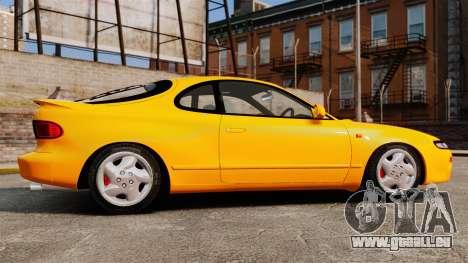 Toyota Celica ST185 GT4 für GTA 4 linke Ansicht