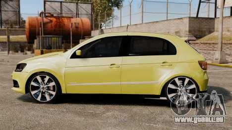 Volkswagen Gol G6 für GTA 4 linke Ansicht