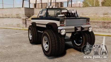 Monster Truck pour GTA 4
