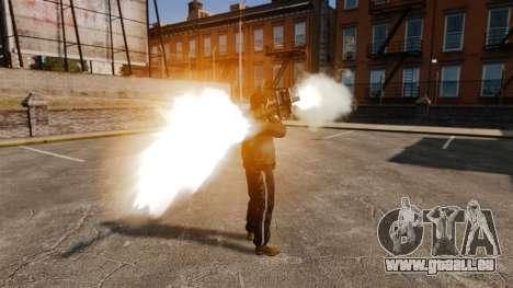 FIM-92 Stinger MANPADS für GTA 4 dritte Screenshot