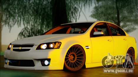 Chevrolet Omega pour GTA San Andreas