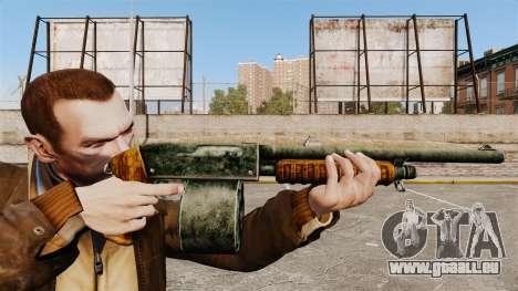 Vorderschaftrepetierflinte für GTA 4