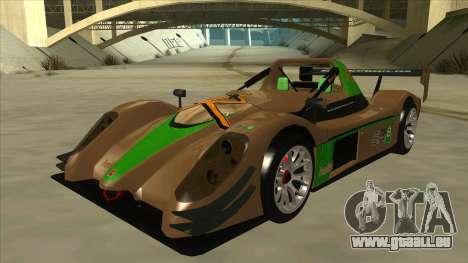 Radical SR8 RX pour GTA San Andreas