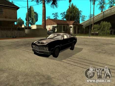 Remington für GTA San Andreas