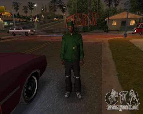 Markt Sport Kleidung für GTA San Andreas zweiten Screenshot