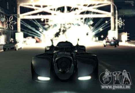 Das Skript das Batmobil für GTA 4