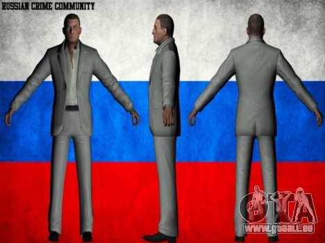 Russian Crime Community pour GTA San Andreas quatrième écran
