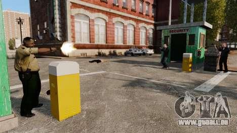 Gardiens de police pour GTA 4 quatrième écran