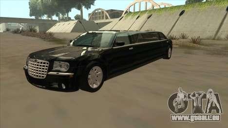Chrysler 300C Limo 2006 für GTA San Andreas