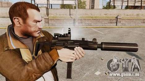 Taktische Uzi v2 für GTA 4