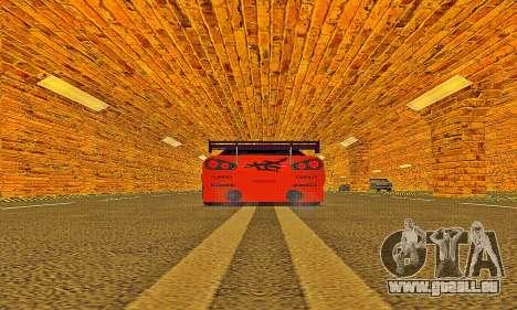 Elegy Sport pour GTA San Andreas vue de droite